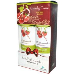Candy Cane Body Wash and Lotion