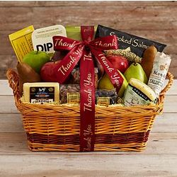 Spread to Share Thank You Gift Basket