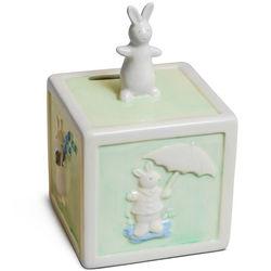 Pat the Bunny Ceramic Bank