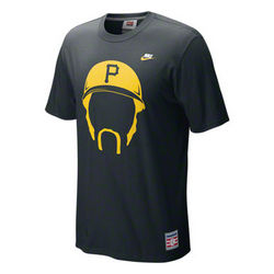 Pittsburgh Pirates Cooperstown Hair-itage Willie Stargell Tee