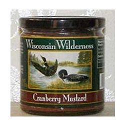 Wisconsin Wilderness Cranberry Mustard