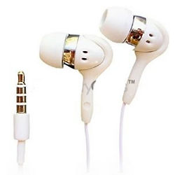 iPhone Stereo Hands Free Microphone and Earbuds
