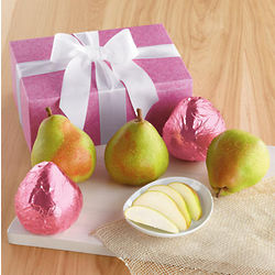 Pink Pear Gift Box