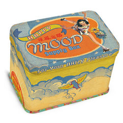 Happy Mood Treasure Box