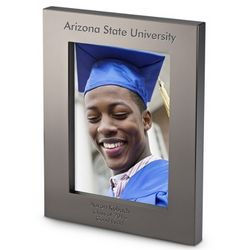 Simply Gunmetal 5x7 Picture Frame
