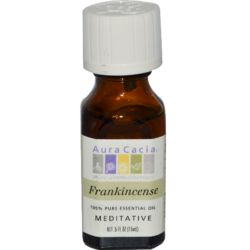 100 Percent Pure Essential Frankincense Oil