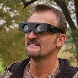 Zoomies Hands-Free Binoculars