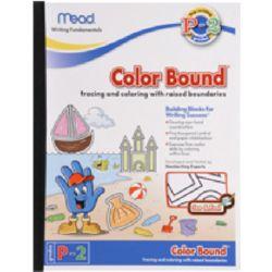Color Bound Grades P-2 Coloring Book