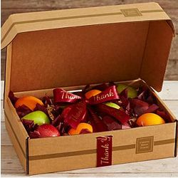 Simply Fresh Fruit Thank You Gift Box