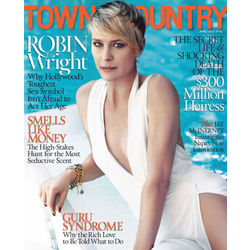 Town & Country Magazine Subscription 14 Issues