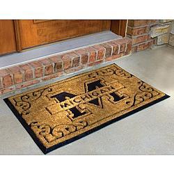 Alma Mater Doormat