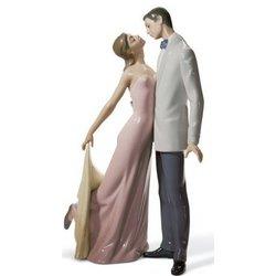 Happy Anniversary Figurine