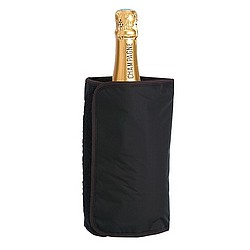 Peugeot Black Champ'Cool Wine/Champagne Cooler Sleeve