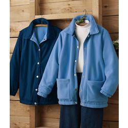 Carolina Reversible Coat