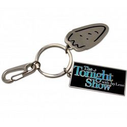 The Tonight Show with Jay Leno Keychain