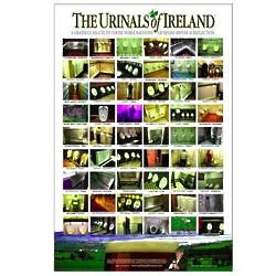 The Urinals of Ireland Poster