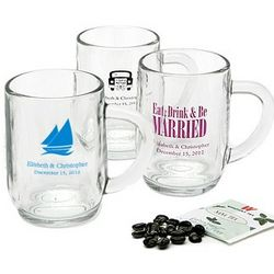 Personalized Glass Mugs