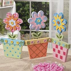 Flowerpot Screen
