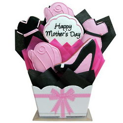 Fashionista Mother's Day Cookie Basket