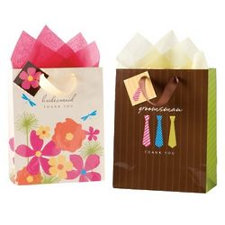 Wedding Party Thank You Gift Bags