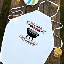 Cooked to Perfection Personalized Apron