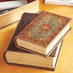 Shangri La Secret Book Boxes