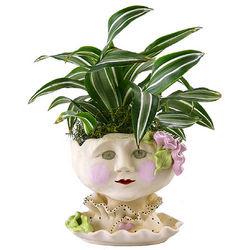 Mornin' Gloria Victorian Lovelies Planter