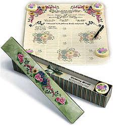Wedding Scroll Guest Book