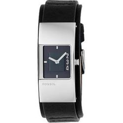 Women's Analog Black Dial Watch