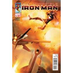 Invincible Iron Man Magazine Subscription
