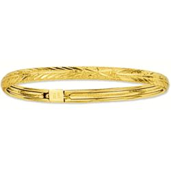Children's 14K Yellow Gold Bangle