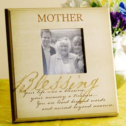 Loss Of Mother Sympathy Remembrance Frame Findgiftcom