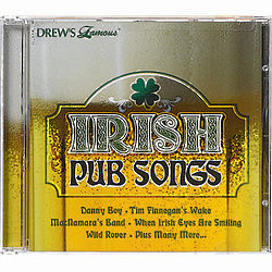 St. Patrick's Day Pub Hits CD
