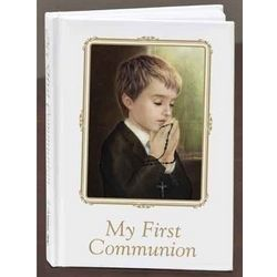 Boy's My First Communion Prayer Book