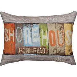 Shorehouse Pillow