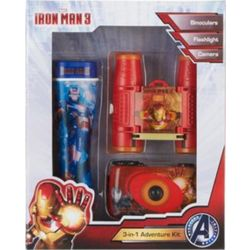 Iron Man 3 Kid's Adventure Kit