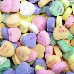 Classic Conversation Heart Candies