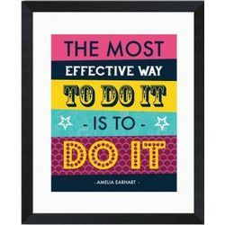 Do It Inspirational Framed Art Print