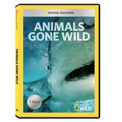 Animals Gone Wild 2-DVD-R Set