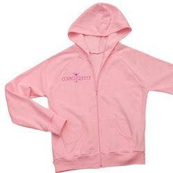 Pink Cosmo Queen Hoodie