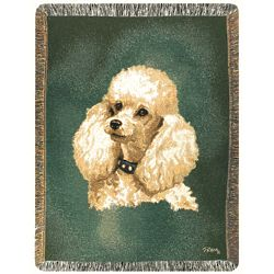 Personalized Dog Throw