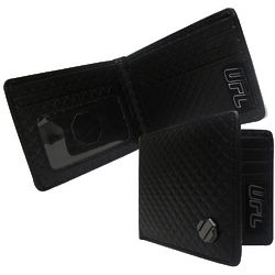 UFC Braided Wallet in Black