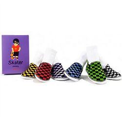 Boy's Skater Baby Socks