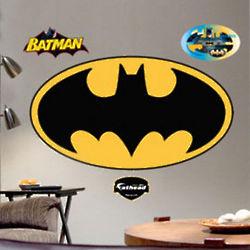 Batman Logo Fathead