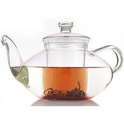 Belle Amitie Glass Teapot