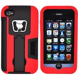 Silicone Smartphone Hard Case with with Bottle Opener