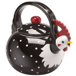 Whistling Rooster Tea Kettle