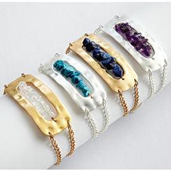 Artisan Birthstone Bracelet