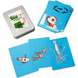 Wordless Story Card Games