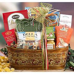 Italian Charmer Gift Basket